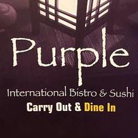Purple International Bistro & Sushi